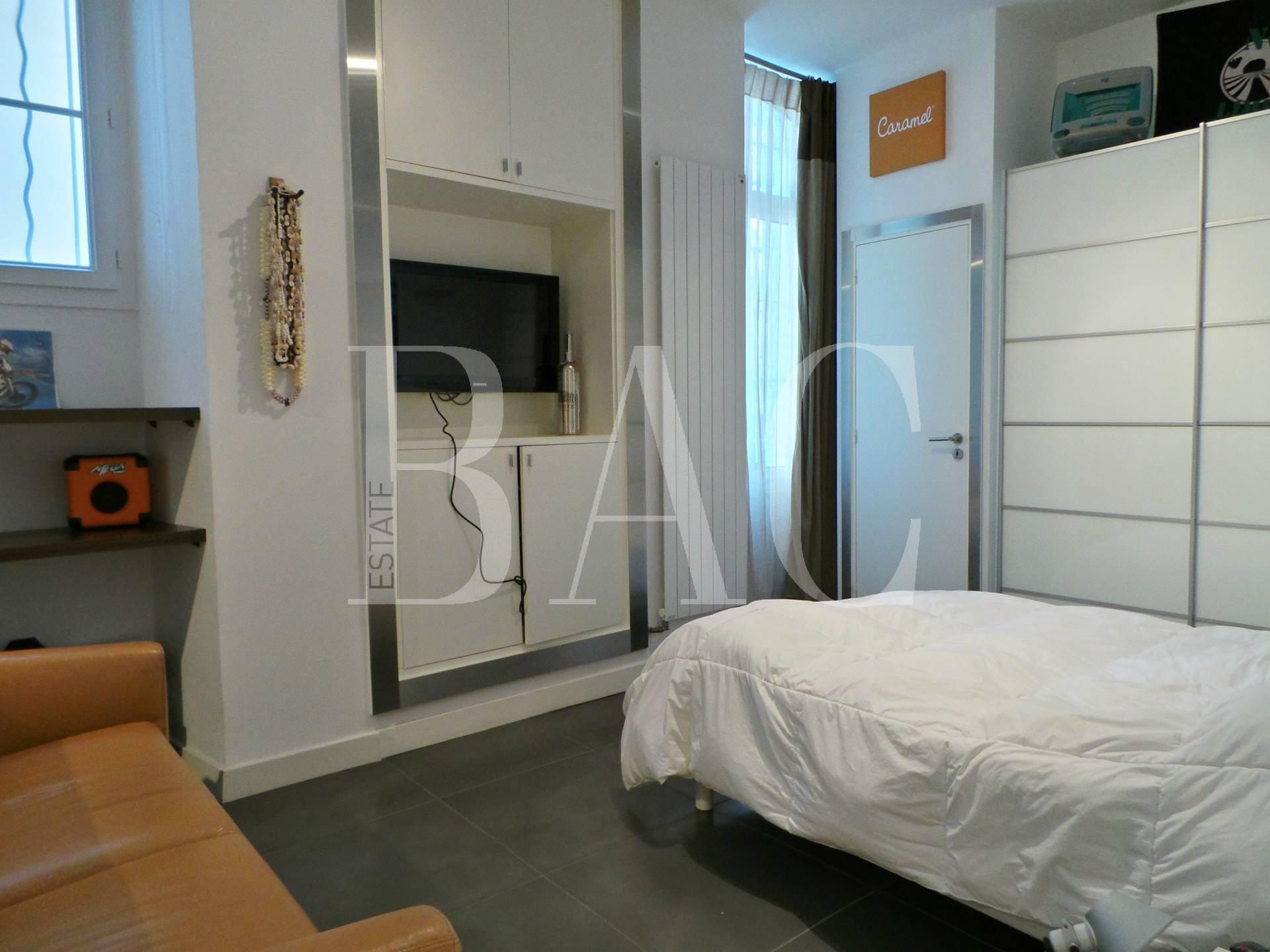 Appartement à beaux volumes à Cannes