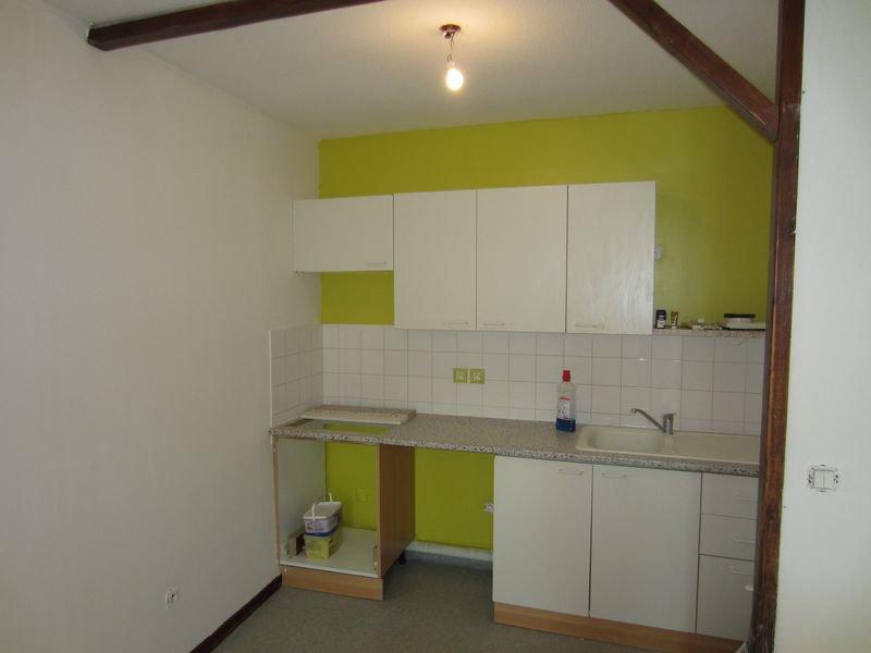 Appartement T3 - cuisine