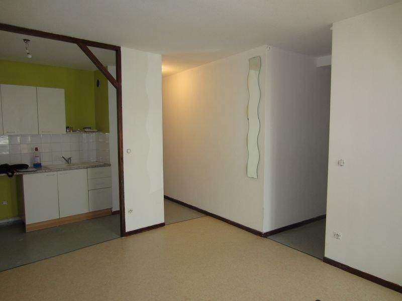 Appartement T3 - cuisine ouverte sur séjour