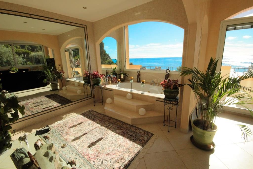 MAGNIFICENT VILLA PANORAMIC SEA VIEW 100M BEACHES