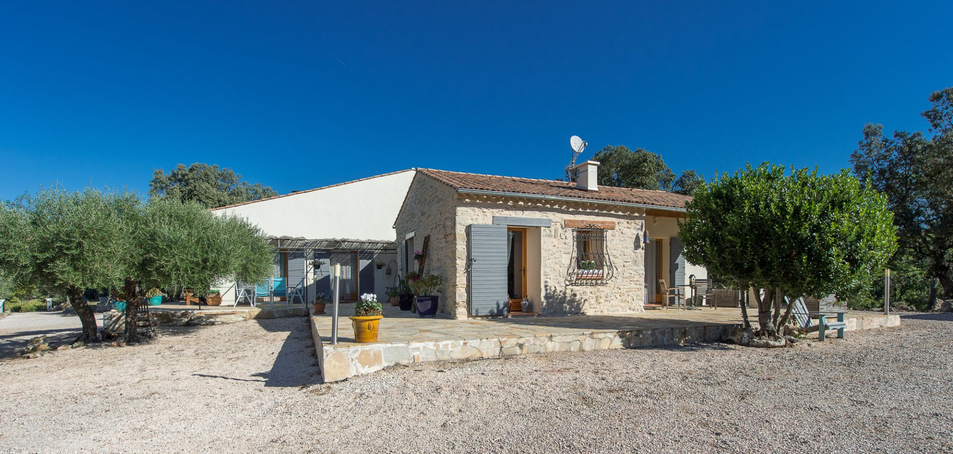 House Correns Var Provence