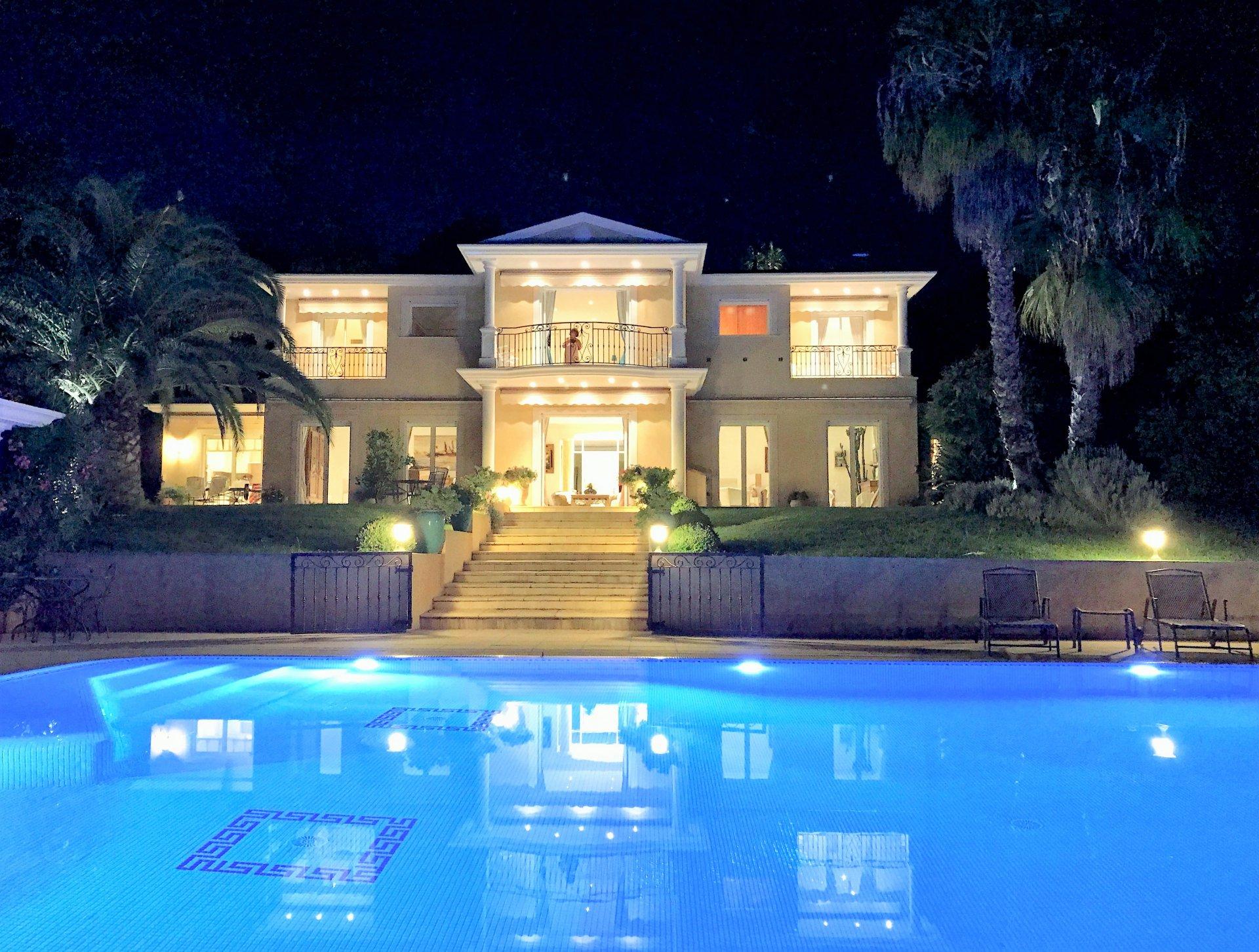 Beautiful villa in Mougins