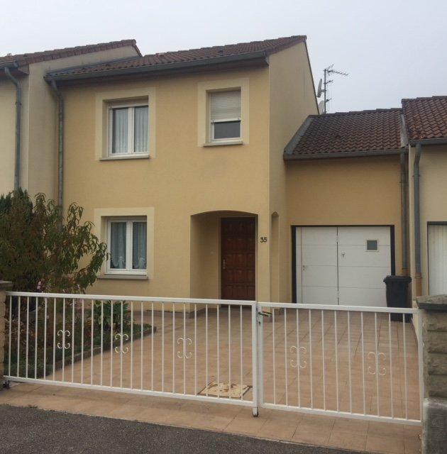 TALANGE: Maison F5 avec jardin et Garage