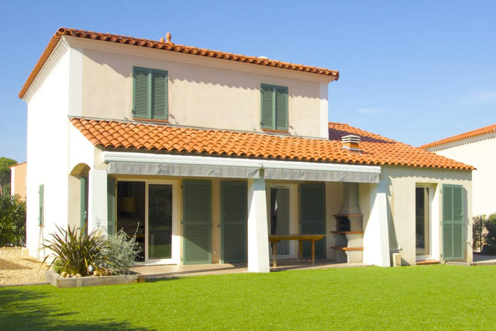 Roquebrune s.Argens | Detached villa in small domaine with swimming pool