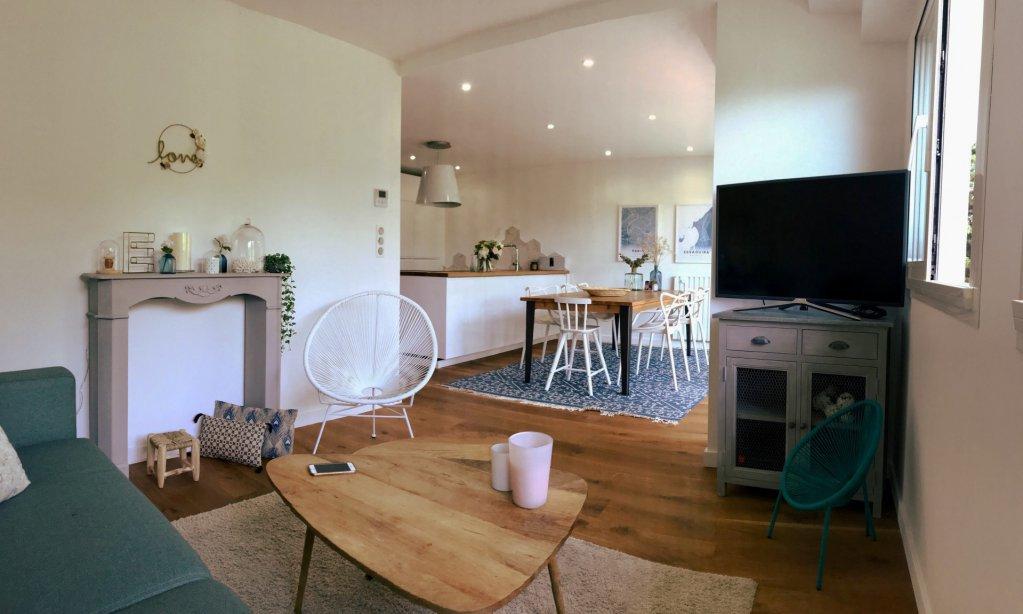 Appartement 4 pièces en parfait état avec balcon - Cannes Montfleury
