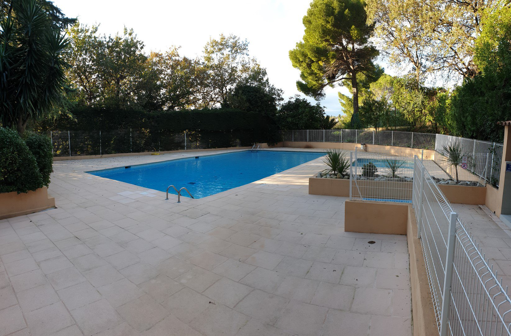 Beautiful résidence with swiming pool- 3p of 79m²