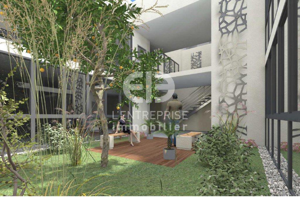 A VENDRE, ENSEMBLE IMMOBILIER 550 m²,  ANTIBES CENTRE