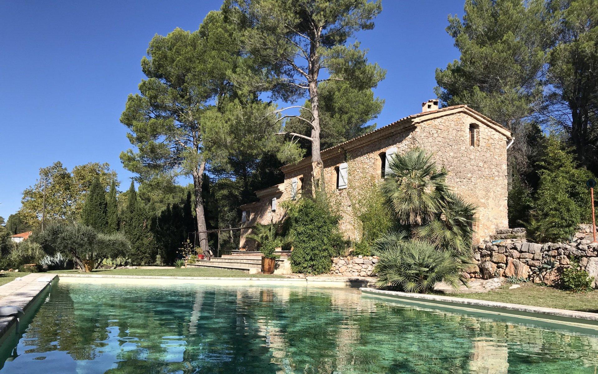 Property Villecroze Var Provence