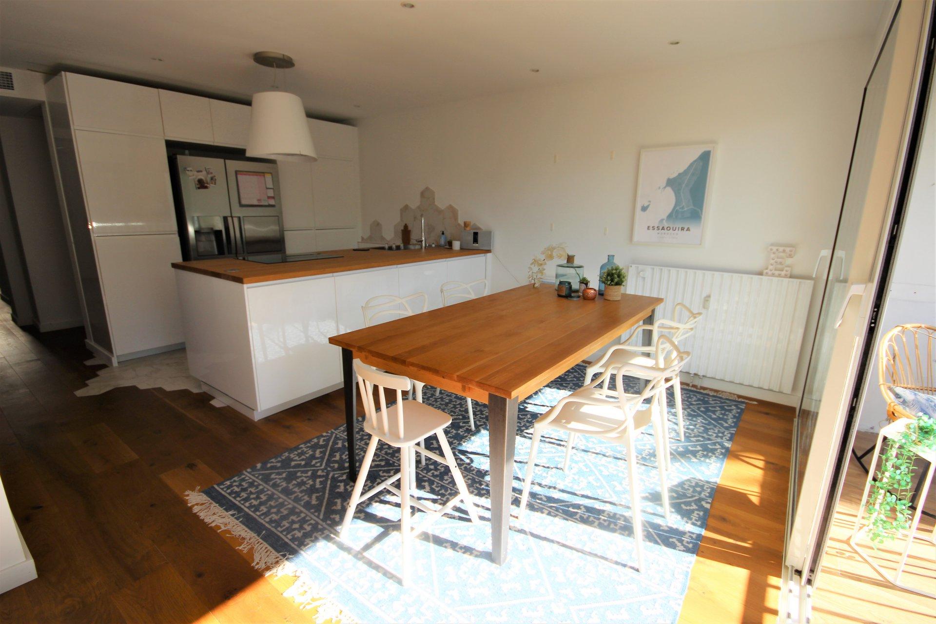 Apartment 3/4p renovated