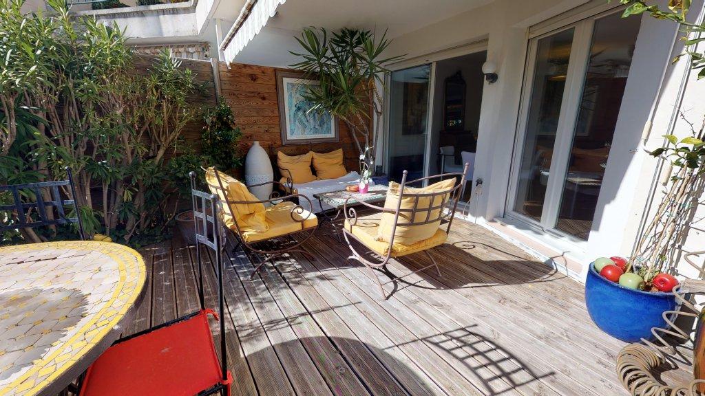 2 pièces terrasse A vendre, Nice, Route de Bellet