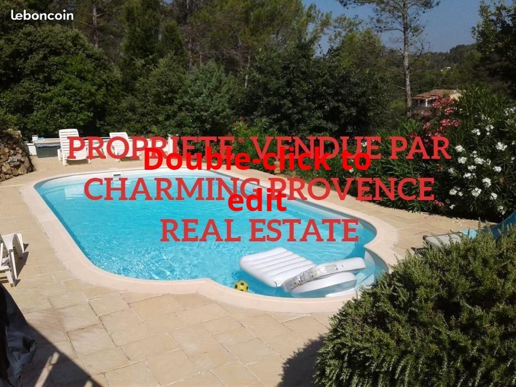 Villa Provençale de charme dans parc