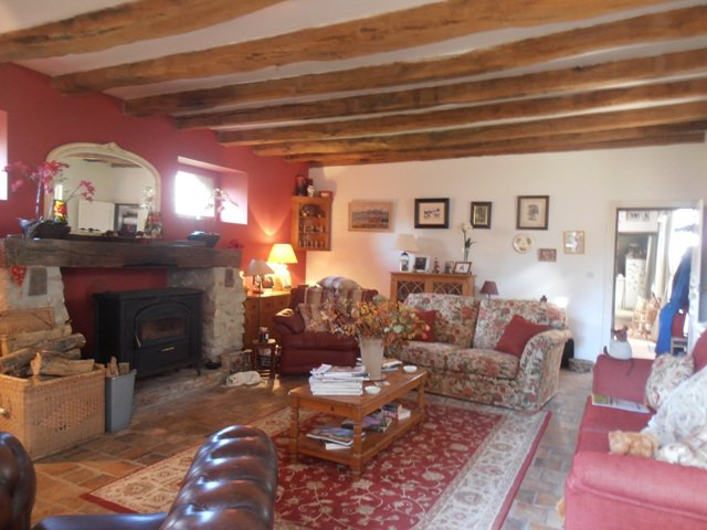 Beautiful House with Pool near Journet in the Vienne