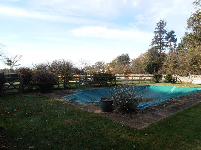 Exquisite Country Residence with Gardens, Woodland and In Ground Swimming Pool