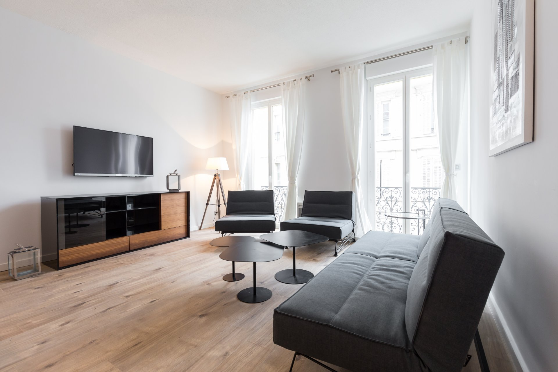 Rental film festival apartment 2 bedroom close Palais and Croisette