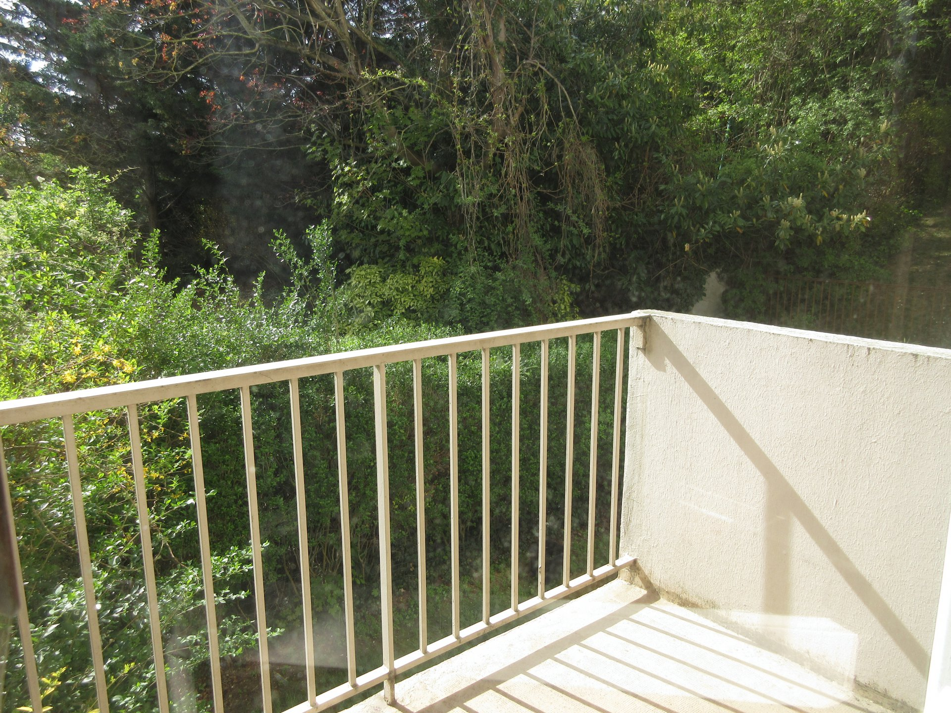 3 pièces avec balcon, au calme.