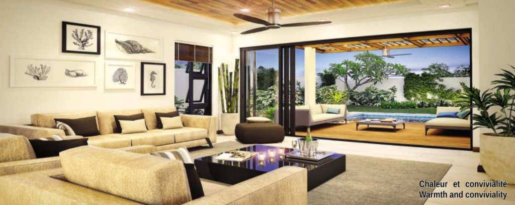 Luxury Villa at Mont Mascal (Grand Baie) in Mauritius