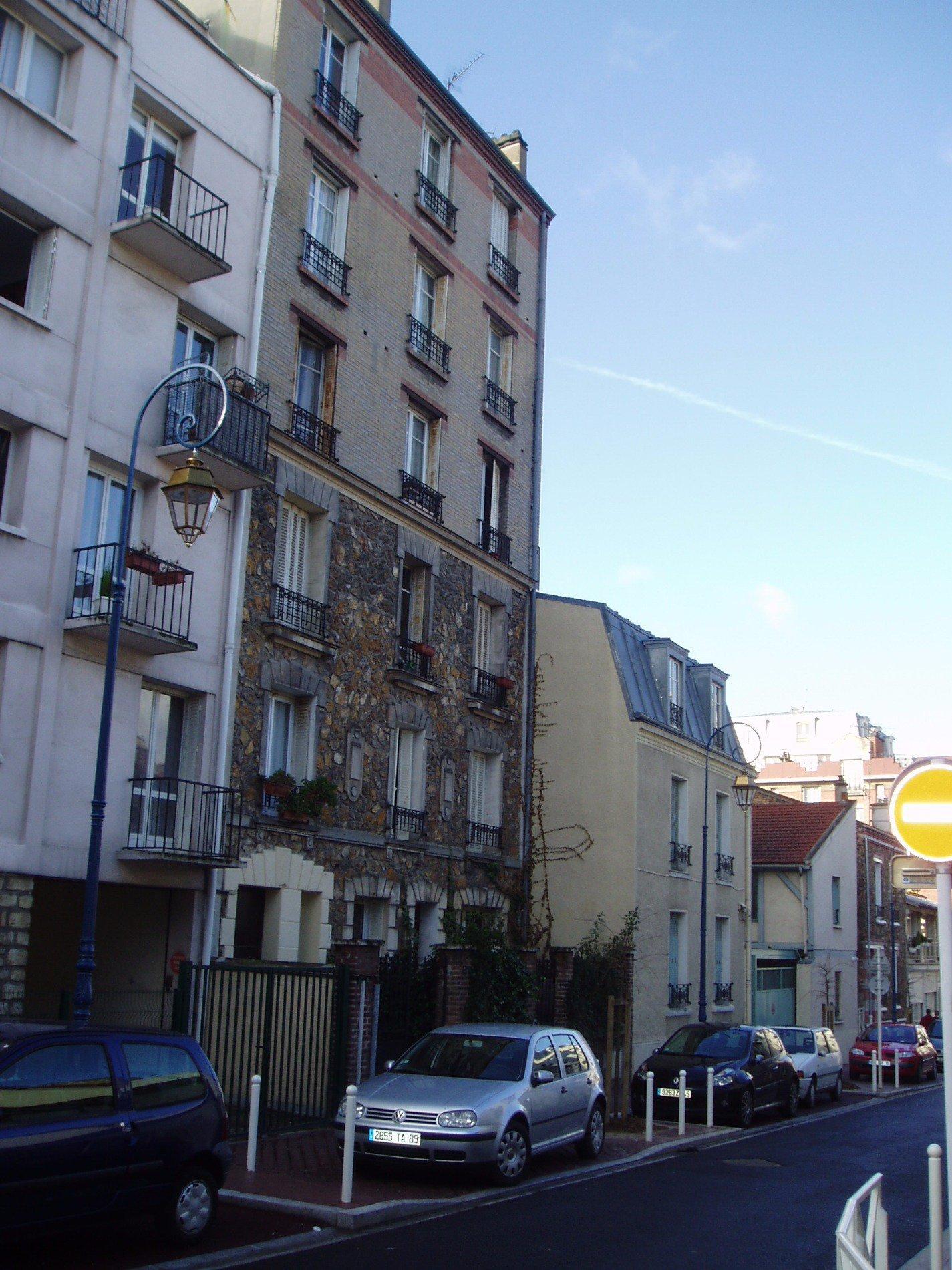 Appartement 2P 38m2 Montrouge