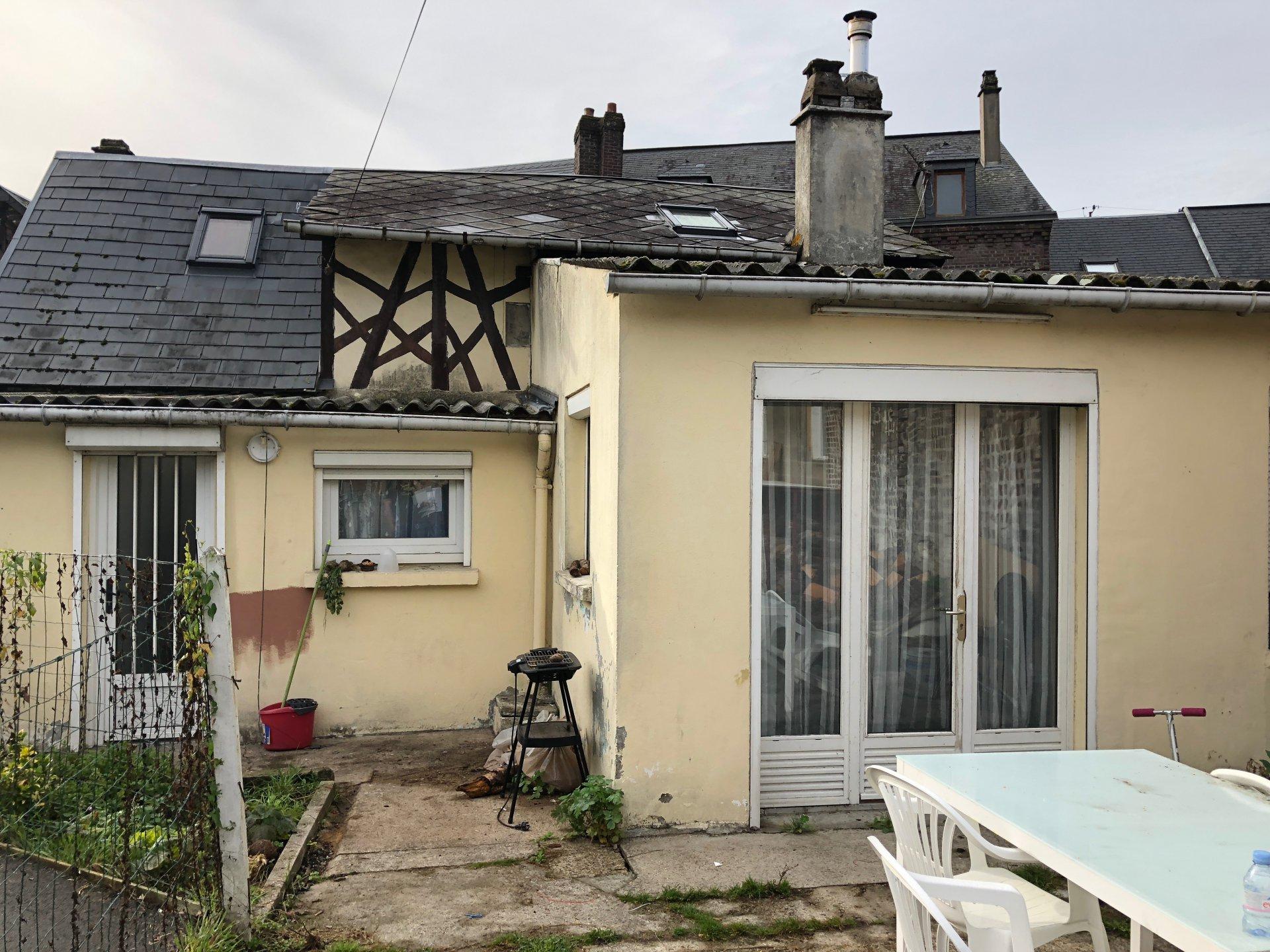 Maison individuelle à Saint Léger du Bourg Denis