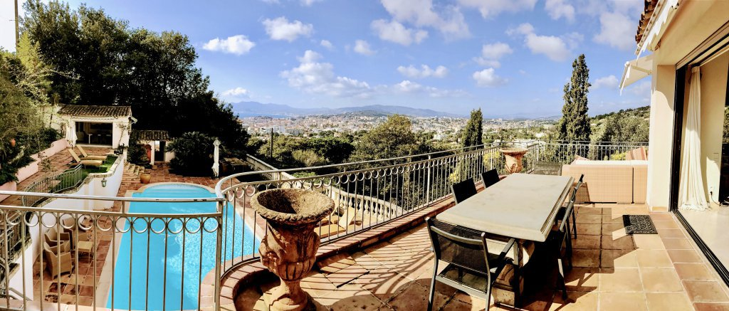 Apartment-villa sea view - Cannes Montfleury