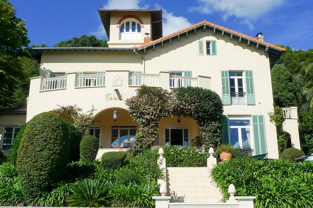 Maison de Parfumeur with sea view and pool - Grasse St Jean