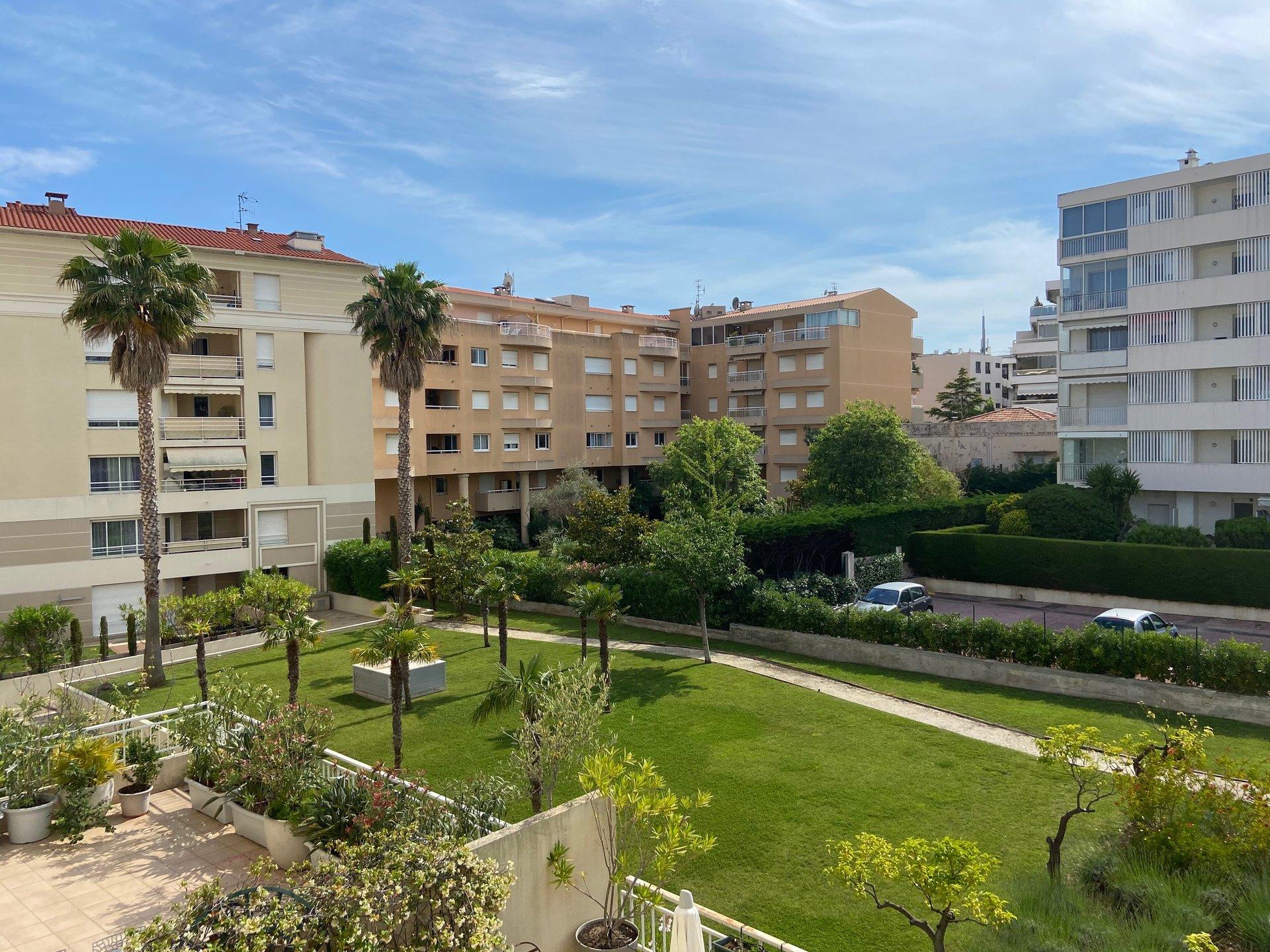 2 pièces de 37 m² Cannes - Palm Beach -