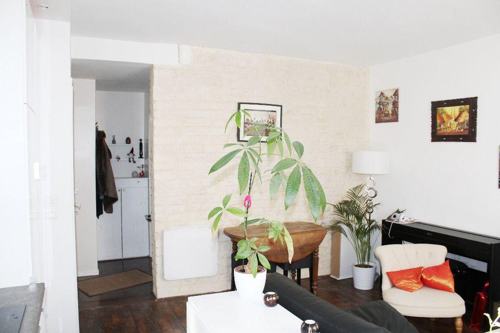 A Vendre Appartement 2 Pieces Batignolles