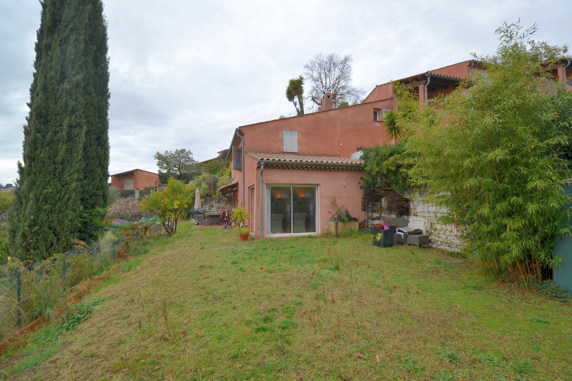 Location Villa - Biot