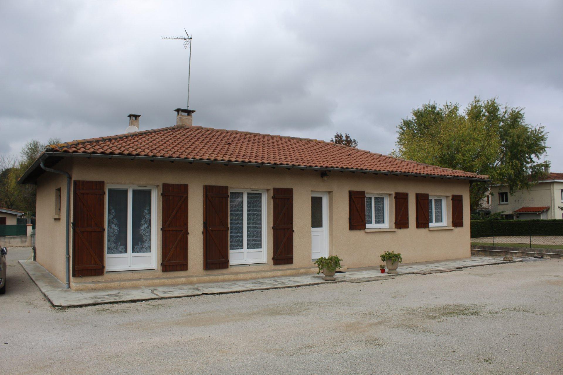 Vente Maison/Villa 5 pièces ROQUEFORT SUR GARONNE 31360