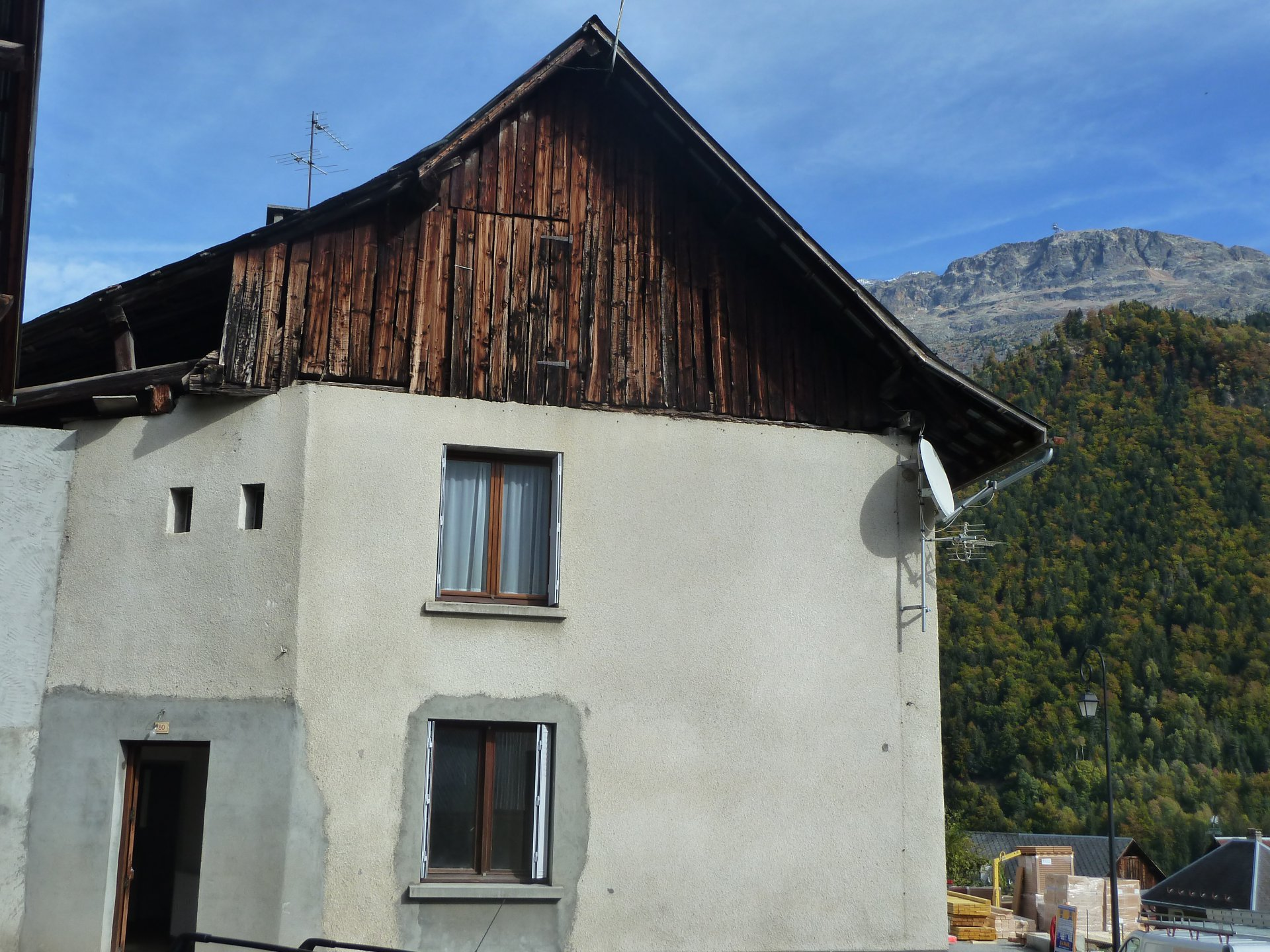 Rental Village house - Allemond