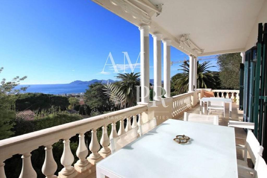 Villa Belle époque Cannes centre
