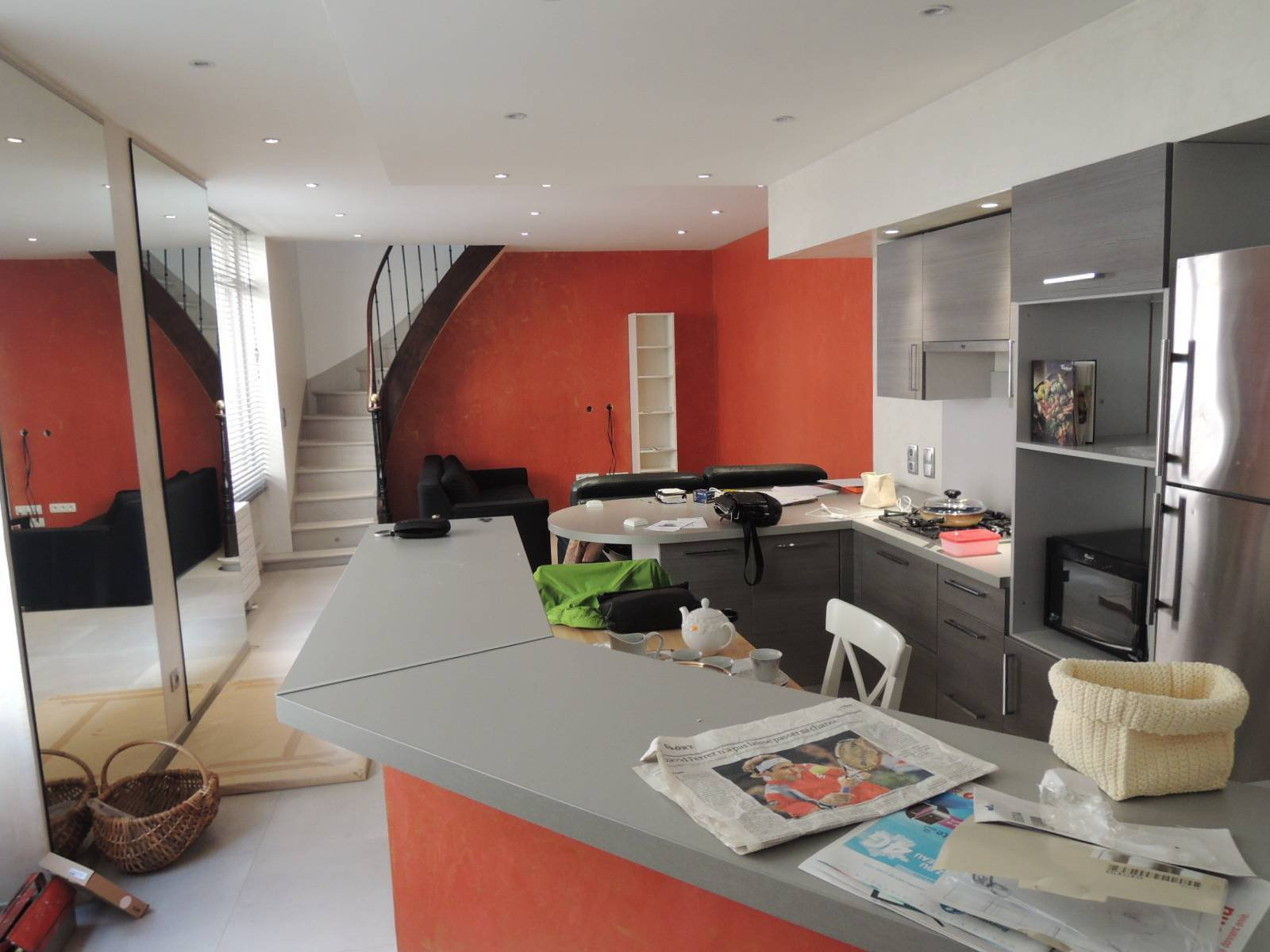 Rental Apartment - Grenoble Saint-Laurent