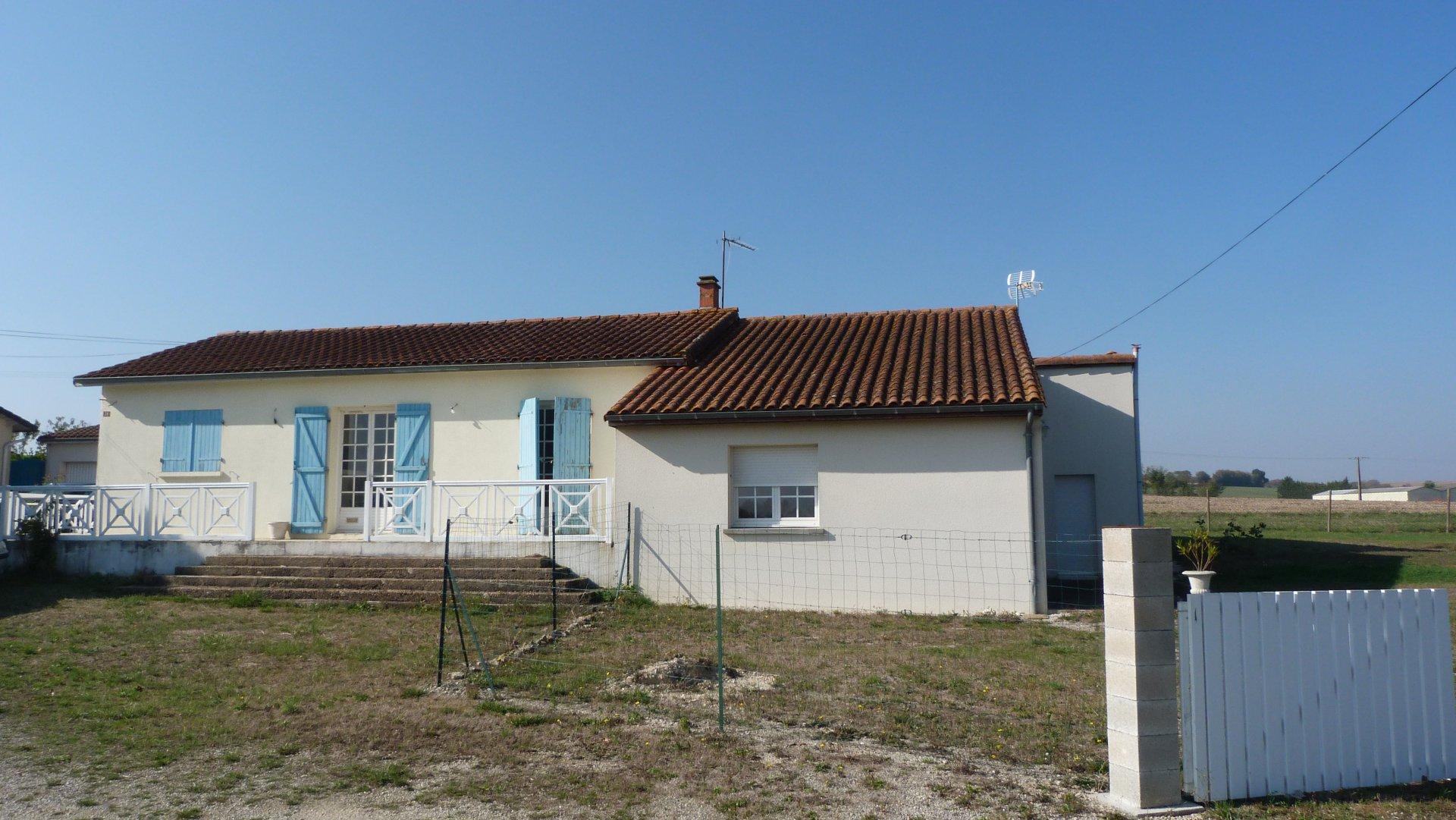 2 maisons en locations pour investisseurs.