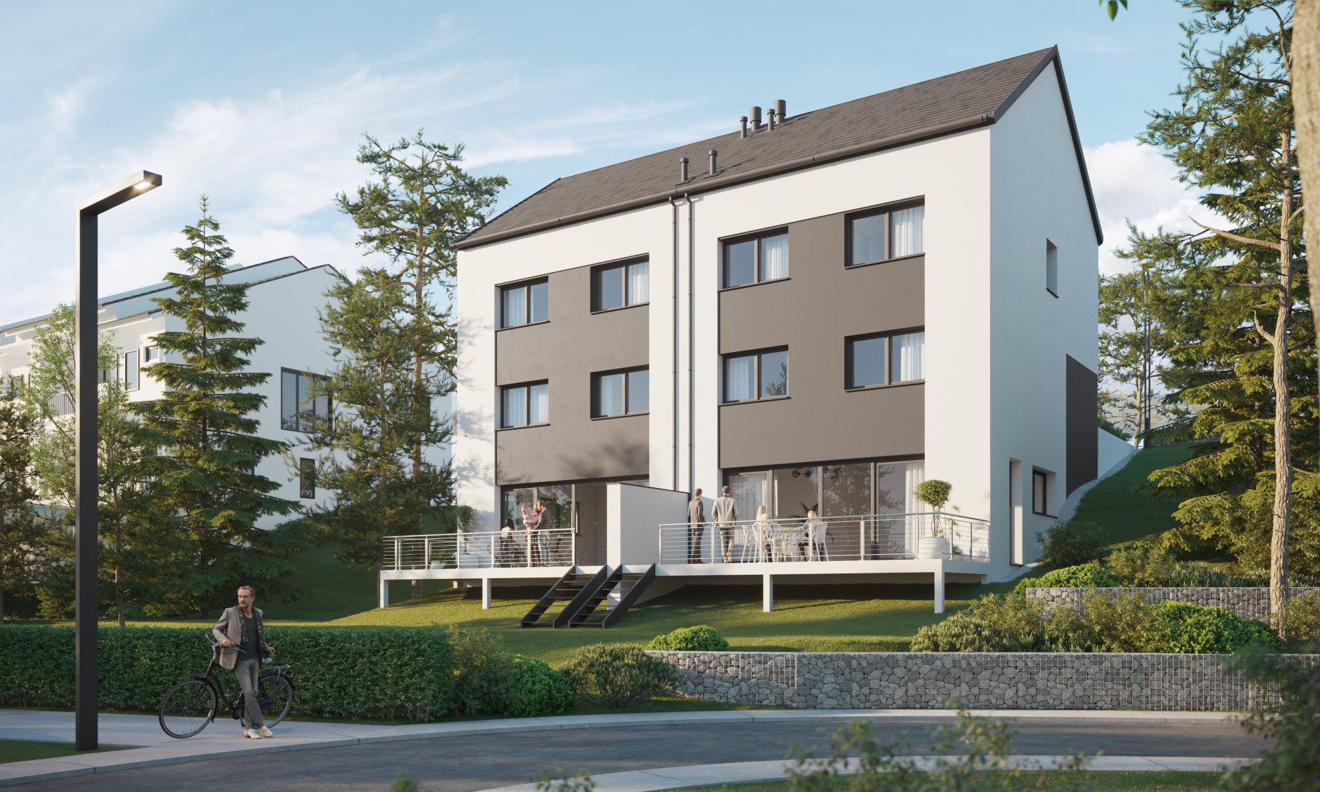 Vente Maison - Hobscheid - Luxembourg