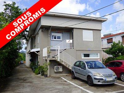 LE LAMENTIN - LONG PRE - Appartement T4 - Loué