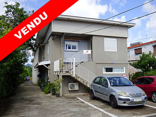 VENDU par ATORIM.fr : LE LAMENTIN - LONG PRE - Appartement T4