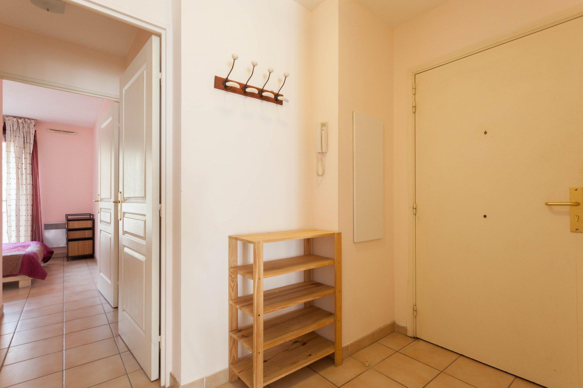 Appartement 2 pieces, Nice Carabacel