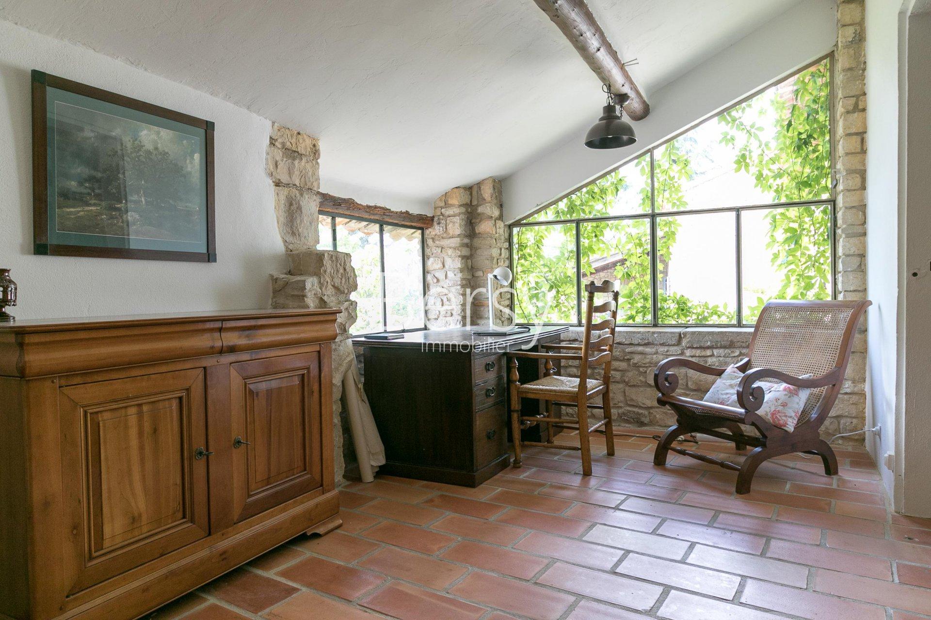 MAS HAUTES GARRIGUES - Charme unique, piscine privé + 2ème maison indépendante