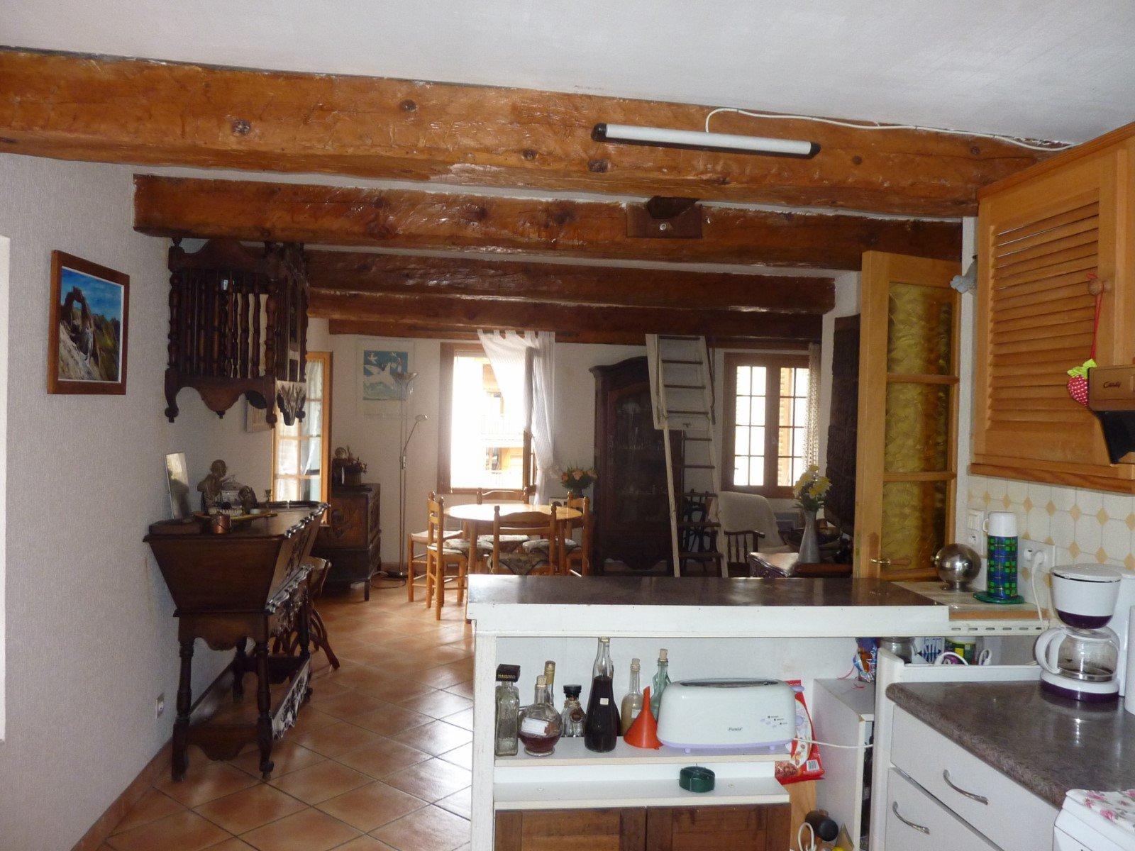 Vente Appartement - Saint-Étienne-de-Tinée