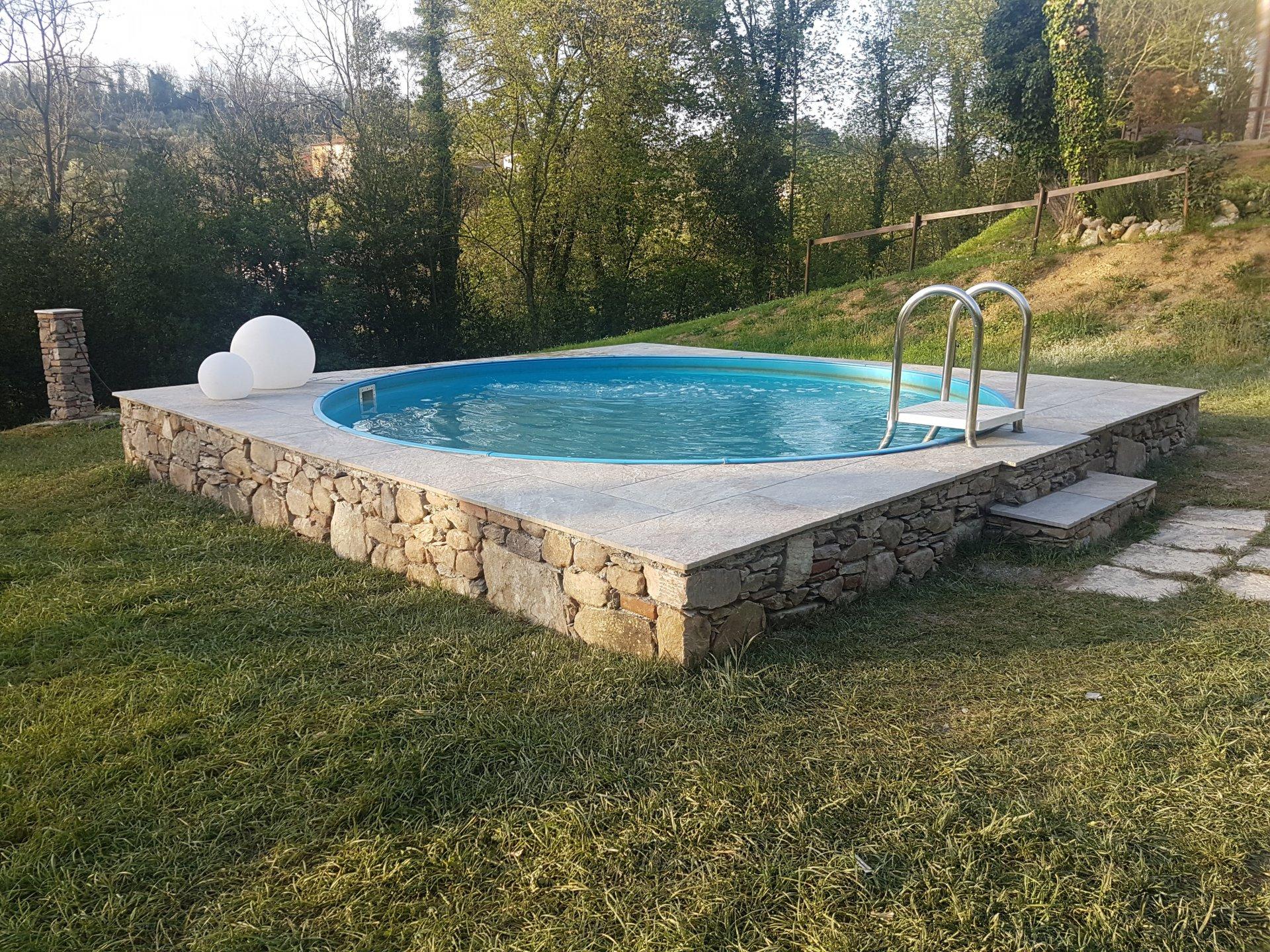 ITALIE, TOSCANE, GÎTE TRES MIGNON AVEC PISCINE, 6 PERSONNES, LUCCA