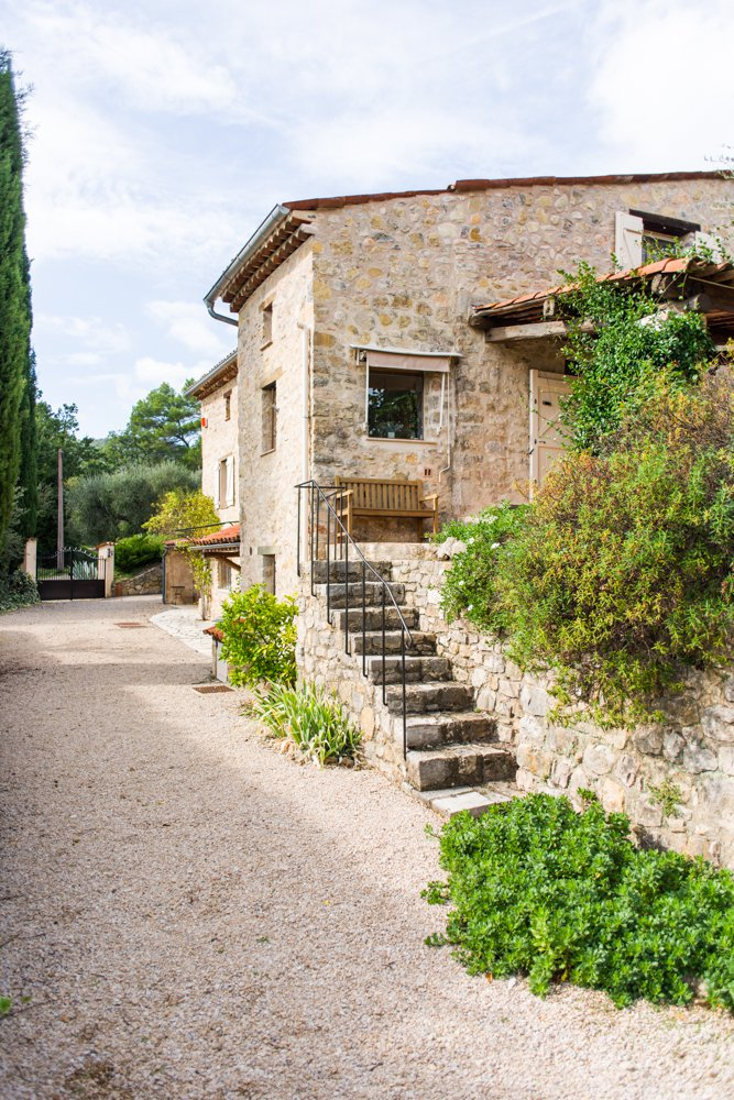 Fayence: farmhouse renovated with olive grove,