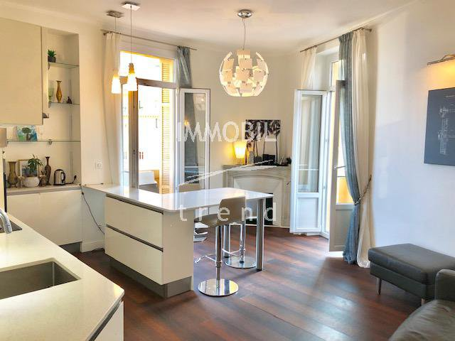 Beausoleil Property | For sale 3 rooms with sea view, frontier Monaco | Close GARE