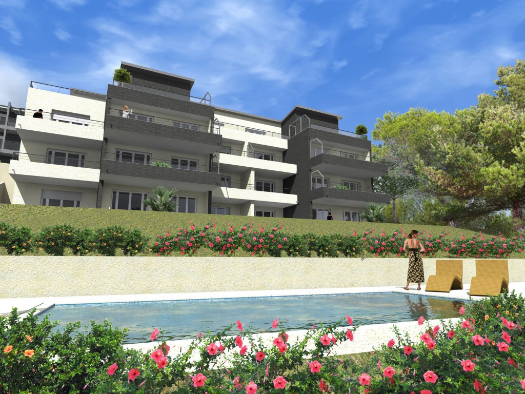 New development - Roquebrune-Cap-Martin