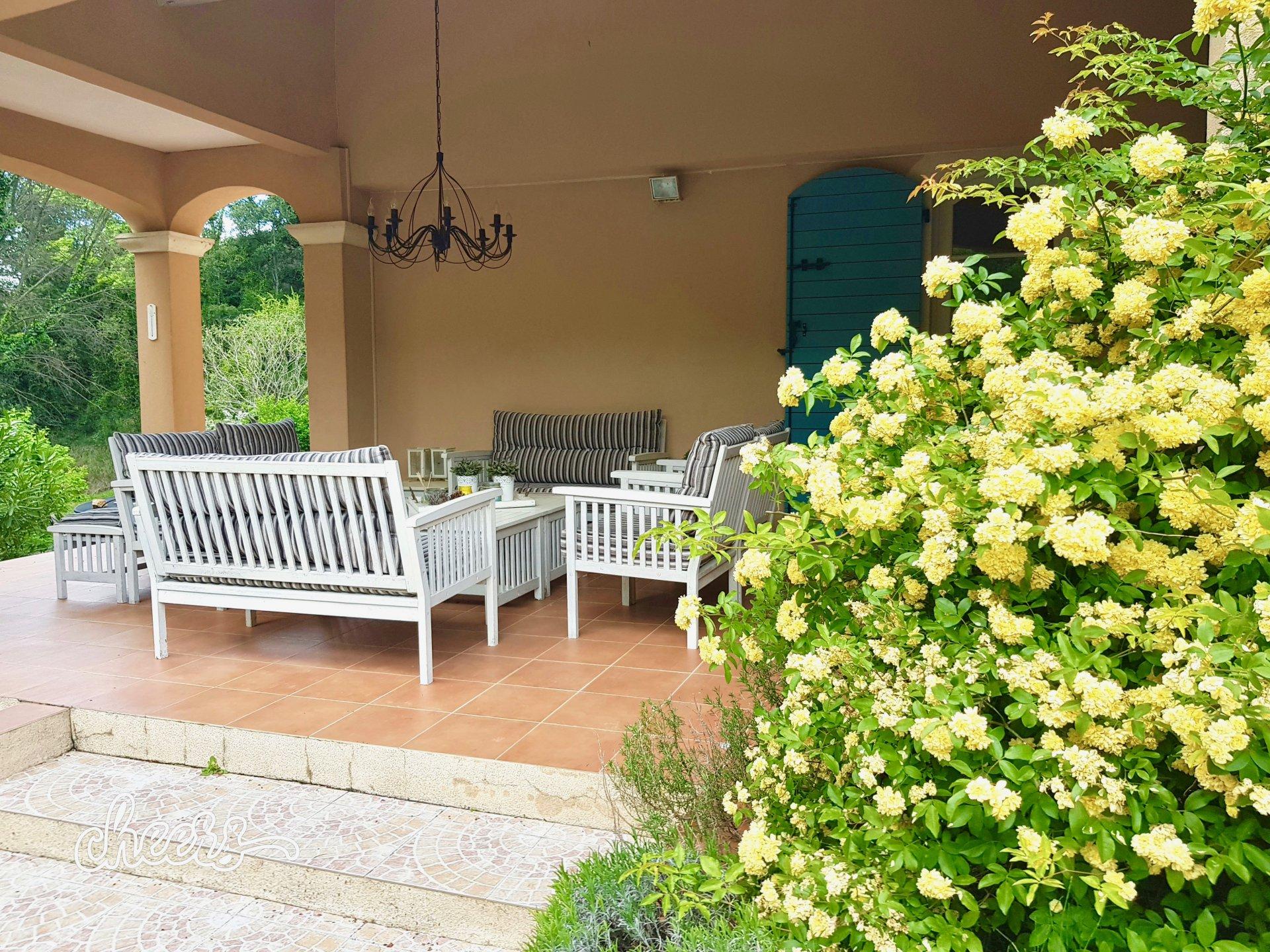 Prachtig huis in Salernes.