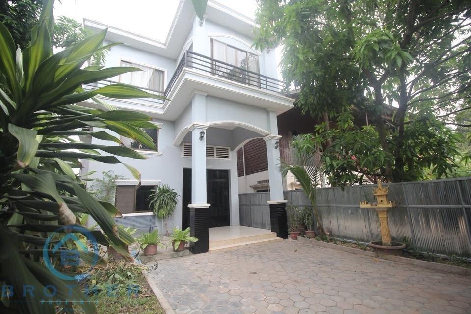 A private villa for rent