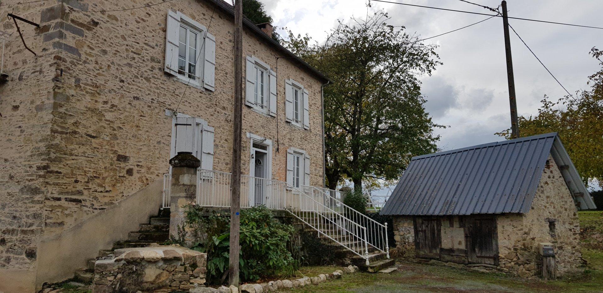 Superbe propriété à Concèze