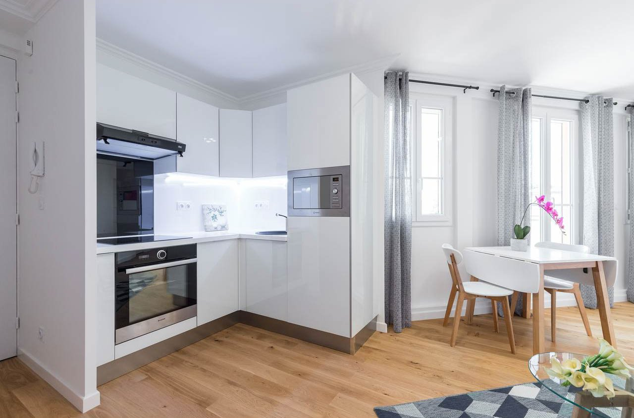 Moderne 2P avec terrasse - Nice Baumettes