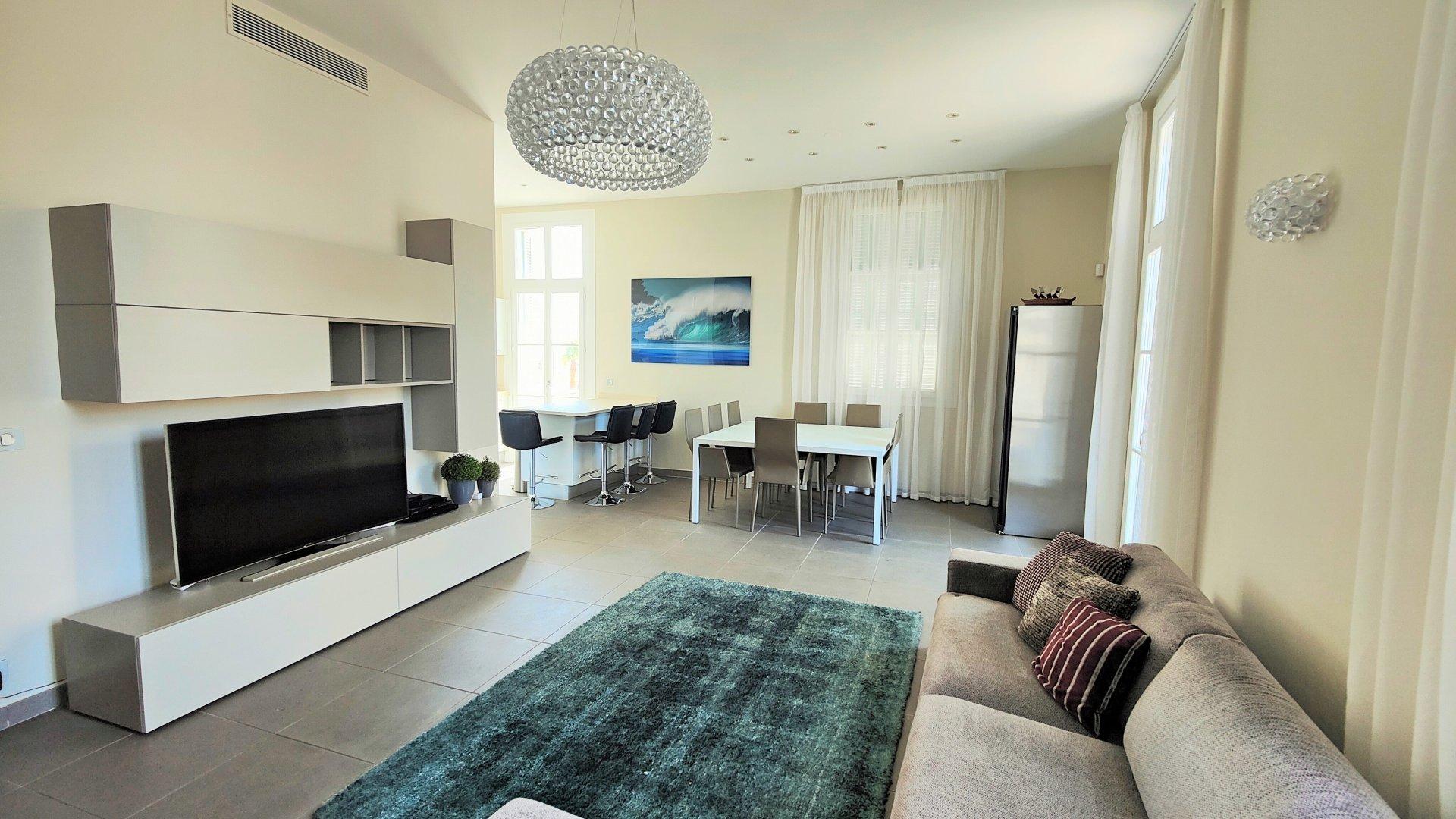 Болье-сюр-Мер - Прекрасные апартаменты с террасой