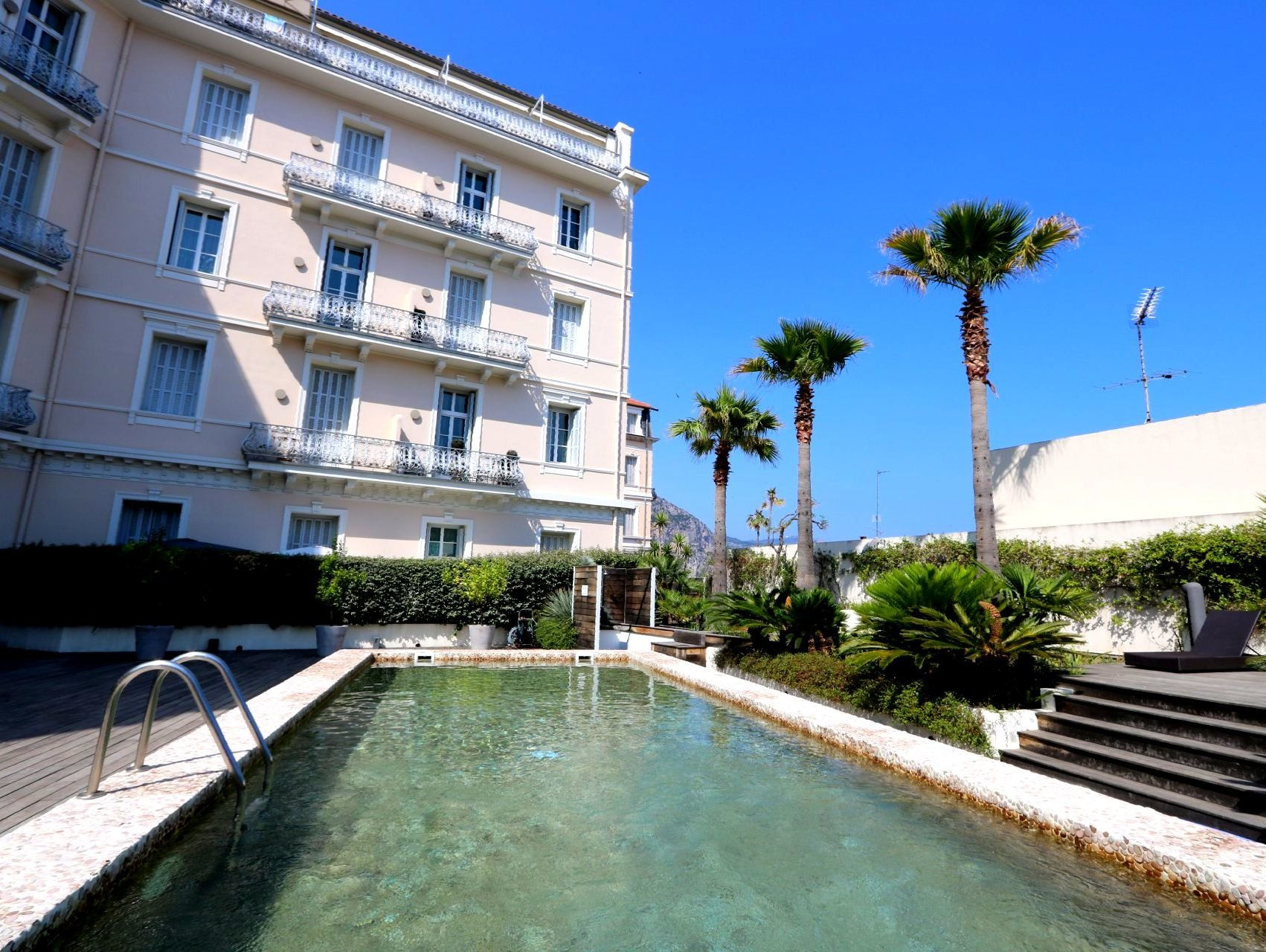 Beaulieu-sur-Mer - Secured appartment