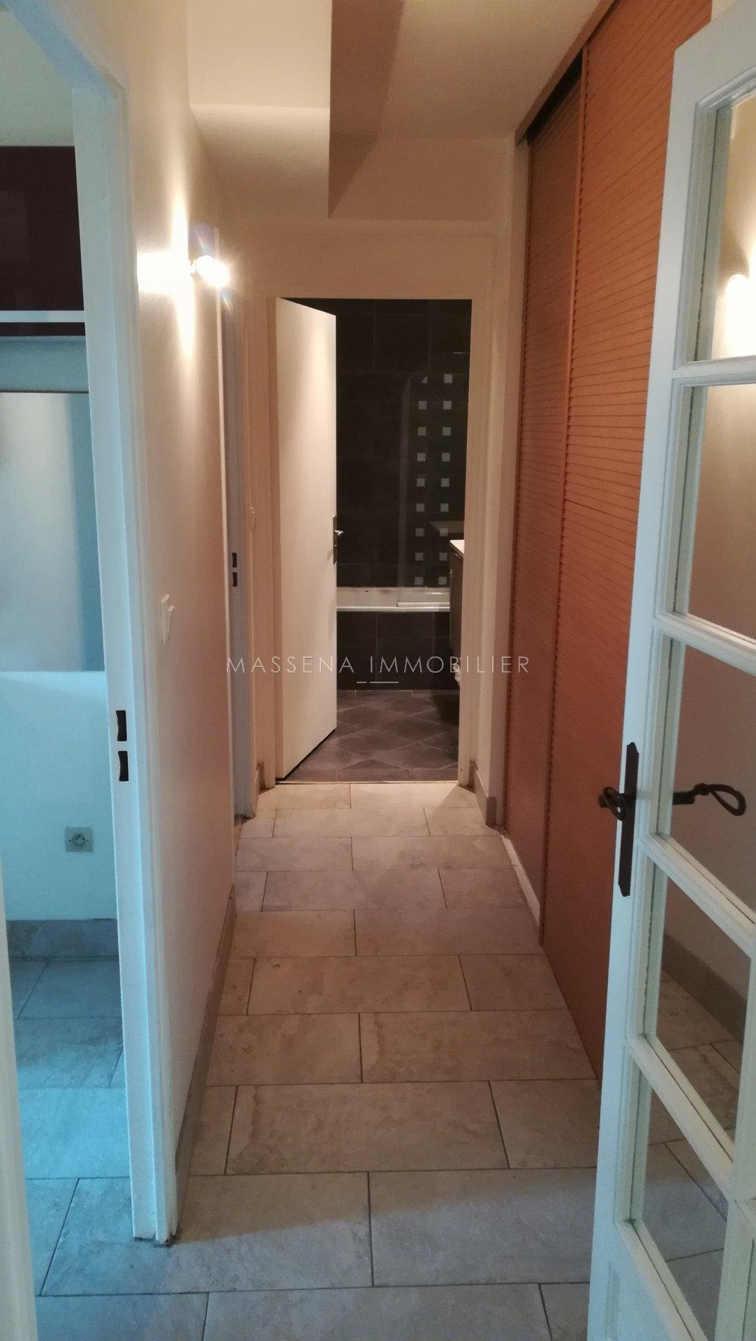 Fabron - Ground floor 1-bed apartment