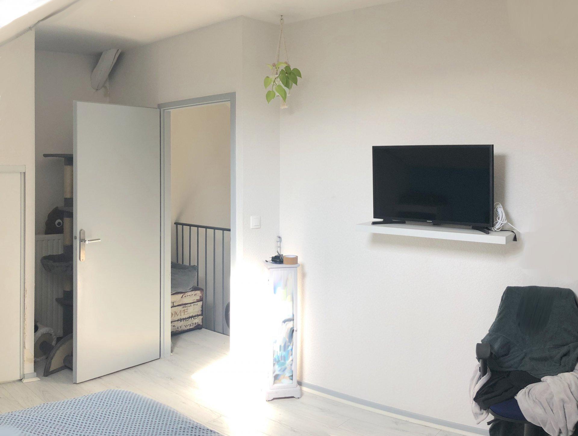 T3 duplex avec terrasse, idéal Primo accédant ou Investisseur
